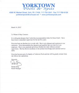 example letters of recommendation letter of recommendation ubaopzlw