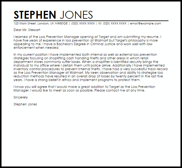 example of a reference letter