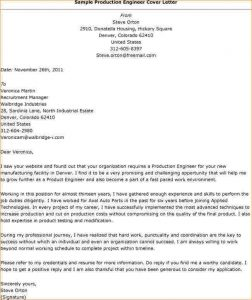 example of an autobiography already written cv for engineer production engineer cover letter