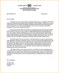 example of application letter academic recommendation letter format un letter