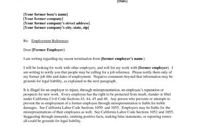 example of reference letter sample of character reference letter for job reference letter