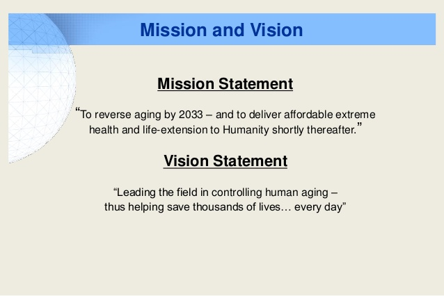 examples of a mission statement