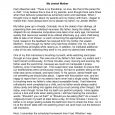 examples of biography behavior analytic autobiography student example