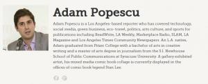 examples of biography mashable bio adam popescu