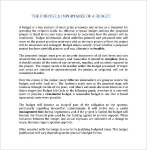 examples of grant proposals research grant proposal pdf download