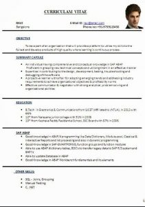 examples of high school resumes resume template new model resume format download latest cv format sample resume format