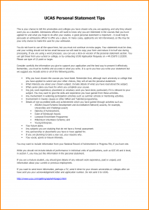 examples of personal statements example personal statement for university personal statement guide cozuaffq