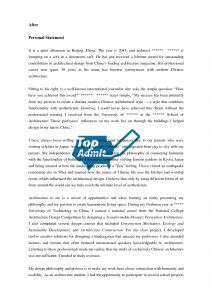 examples of personal statements for graduate school sample statement of purpose template rilqitd