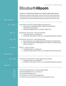 examples of resumes for high school students modern resume templates in word hloom modern resume format