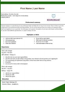 examples of resumes for high school students free resume templates best resume builder