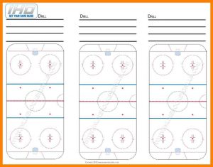 excel time card template hockey practice plan template