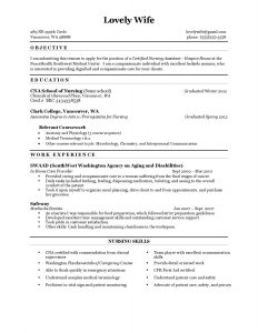 experience letter sample resume for cna with experience nursing assistant job description in a hospital