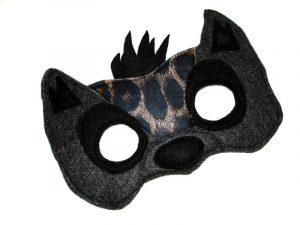 face mask template hyenamask grande