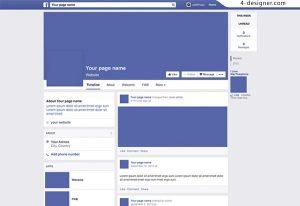 facebook post template facebook templates
