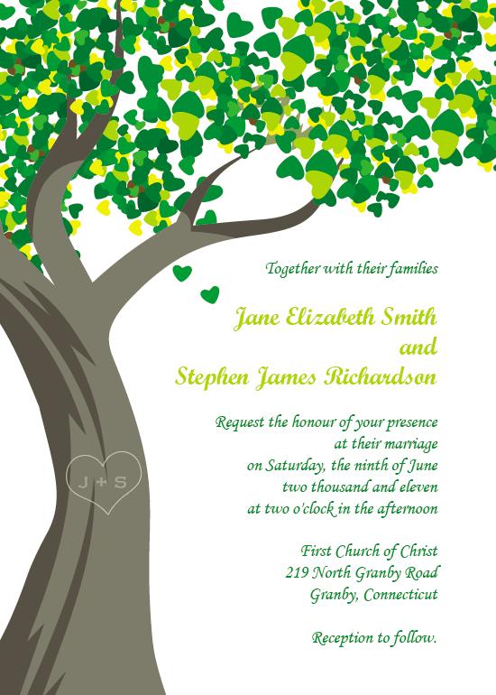 family reunion invites