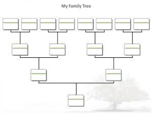 family tree blank blank family tree chart white