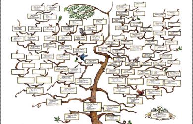 family tree chart family tree charts f8e5