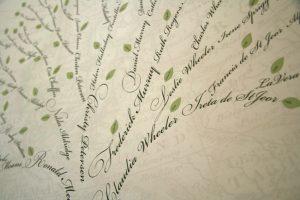 family tree design legacyfamilytreecanvasdetail