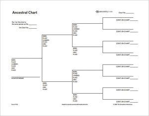 family tree diagram ancestral family tree diagram pdf free download