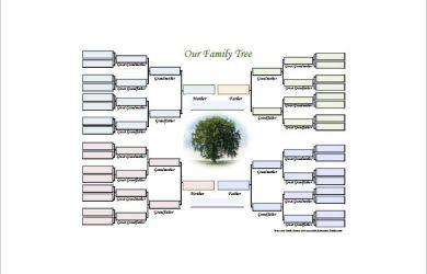 family tree diagram editable family tree diagram free pdf download
