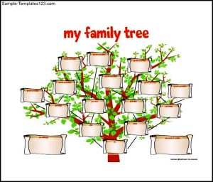 family tree diagram family tree diagram free pdf format