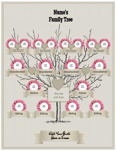 family tree diagram maker family tree maker