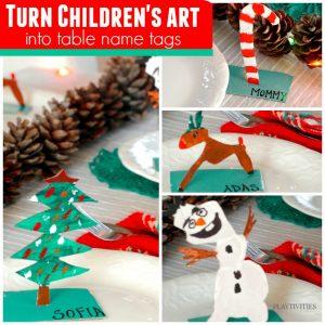family tree for kids christmas art for kids