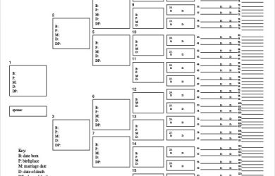 family tree maker templates family tree template 26 free printable word excel pdf psd in family tree maker templates