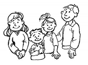 family tree outline aefaaafbdcbbaefd free family clipart in black and white clip art my family clipart black and white