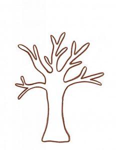 family tree outline ntbrelxbc