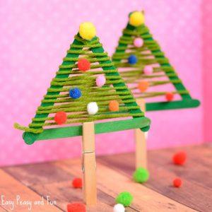 family tree printable craft sticks christmas tree craft for kids