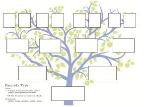 family tree template free family tree printable