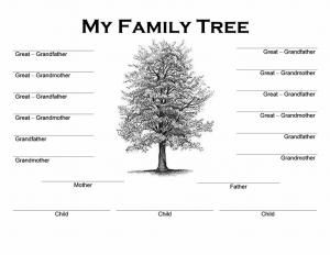 family tree template google docs family tree template word kkjfot