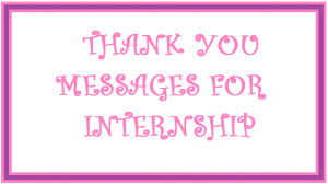 farewell email to colleagues intership