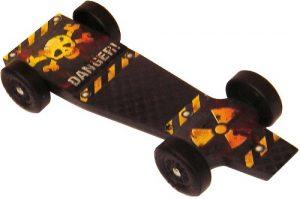 fast pinewood derby car templates infernosx