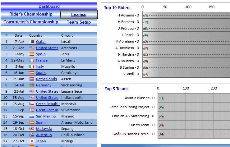 fee schedule template