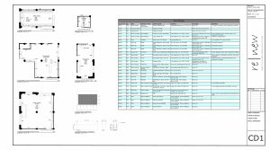 fee schedule template whyte finish plan schedule