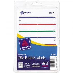 file folder labels template ave l