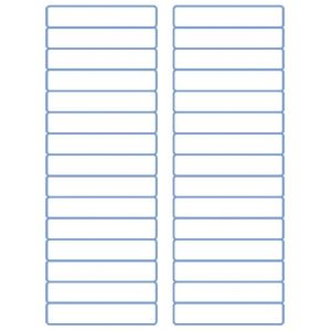 file folder labels template lv die line