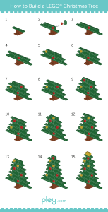 fill in family tree infographic lego tree