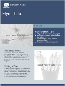 flyer templates free flyer template