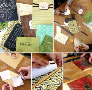 folding card template greeting card gift box process thinkmakeshareblog
