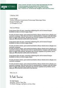 formal email template formal letter
