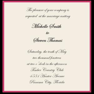 formal invitation template formal wedding invitation template sample