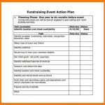 formal report template fundraising plan template fundraising event action plan free pdf template download