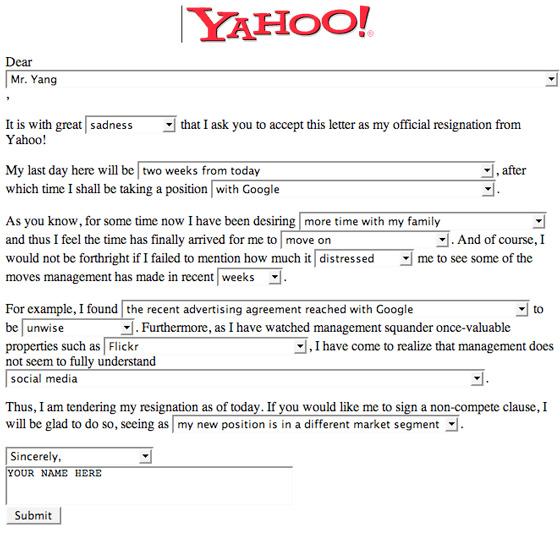 formal report template