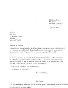 formal resign letter template formal letter format example