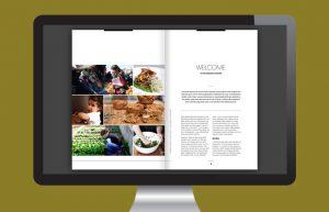 free award templates ebook designer brighton recipe book