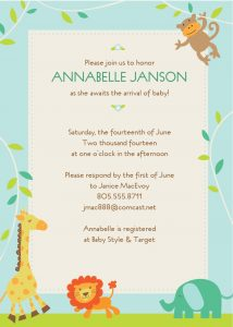 free baby shower invitations templates pdf free baby shower invitation templates printable
