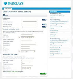 free bank statement template tempbarclayscheckcard html